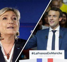Οι Γάλλοι ψηφίζουν σήμερα το νέο Πρόεδρο - Ο αποφασιστικός δεύτερος γύρος - Κυρίως Φωτογραφία - Gallery - Video