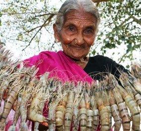 Βίντεο: Η Ινδή γιαγιά 106 ετών (!) μαγειρεύει στο youtube & γίνεται αστέρι! 7 εκ. views οι συνταγές της - Κυρίως Φωτογραφία - Gallery - Video