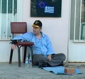 """Απεργία πείνας από τον Απόστολο Γκλέτσο: """"Ή θα κερδίσουμε ή θα με μαζέψουν"""" (Βίντεο) - Κυρίως Φωτογραφία - Gallery - Video"""