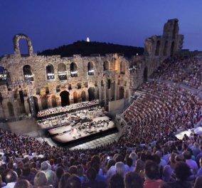 Good news από το Φεστιβάλ Αθηνών- 20 εκδηλώσεις στο μαγικό Ηρώδειο για αξέχαστο καλοκαίρι - Κυρίως Φωτογραφία - Gallery - Video