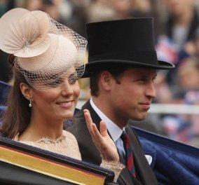 Η Kate Middleton παραδίδει μαθήματα στυλ: 9+1 εντυπωσιακά καπέλα που φόρεσε η Δούκισσα του Κέιμπριτζ - Κυρίως Φωτογραφία - Gallery - Video