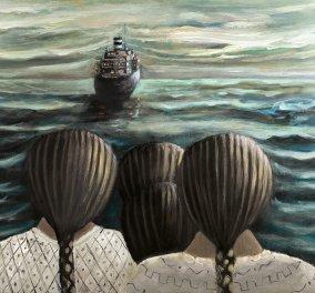 «Η Μαγεία της Μνήμης» ατομική έκθεση του Σπύρου Λύτρα από 5 Μαΐου στο «Περιτεχνών Καρτέρης» - Κυρίως Φωτογραφία - Gallery - Video