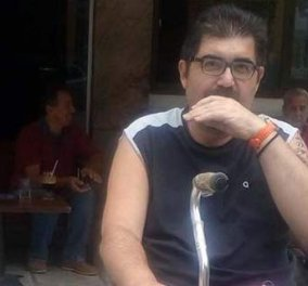 Ιστορία καθημερινής τρέλας - Τετραπληγικός πρώην μέλος των ΑΜΑΝ: Κατέσχεσαν χρήματα για την κηδεία του πατέρα μου - Κυρίως Φωτογραφία - Gallery - Video