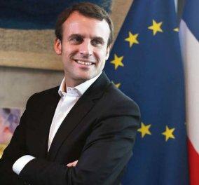 Ο Εμανουέλ Μακρόν στο Ευρωπαϊκό κοινοβούλιο σήμερα για να συζητήσει το μέλλον της Ευρώπης - Κυρίως Φωτογραφία - Gallery - Video