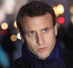 Γαλλικές εκλογές: Φαβορί για την προεδρία ο Εμανουέλ Μακρόν - Ποιος είναι ο κεντρώος υποψήφιος - Κυρίως Φωτογραφία - Gallery - Video