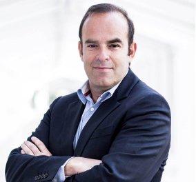 Μade in Greece ο Αντώνης Μπαρούνας: Γίνεται αντιπρόεδρος του mobile group της Lenovo για τη Δυτική Ευρώπη  - Κυρίως Φωτογραφία - Gallery - Video