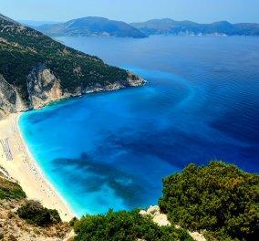 Good news- Το Paris Match συστήνει: Να πάτε σε αυτές τις 10 ελληνικές παραλίες (Φώτο) - Κυρίως Φωτογραφία - Gallery - Video