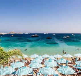 Conde Nast Traveller: Το Nammos στη Μύκονο το καλύτερο beach bar του 2017 στον κόσμο -Να γιατί - Κυρίως Φωτογραφία - Gallery - Video