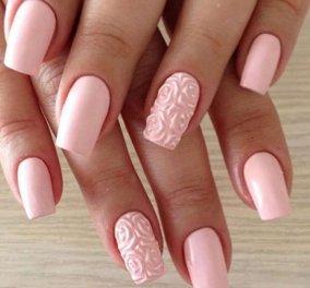 Το απόλυτο χρώμα της μόδας φέτος είναι το ροζ - Ιδέες για ένα όμορφο μανικιούρ - Κυρίως Φωτογραφία - Gallery - Video