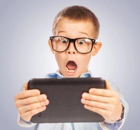Γονείς προσοχή: Τα παιδάκια που παίζουν με κινητά και tablet αργούν να μιλήσουν σύμφωνα με νέα έρευνα - Κυρίως Φωτογραφία - Gallery - Video