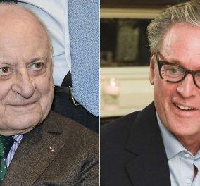 Pierre Berge: Γάμος για τον 86χρονο πρώην σύντροφο του Yves Saint Laurent με τον 58χρονο MAdison Cox - Κυρίως Φωτογραφία - Gallery - Video