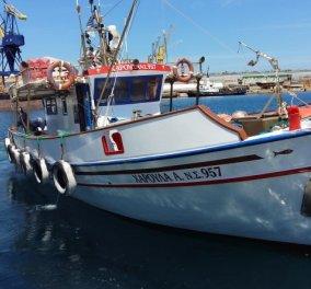Made in Greece ο Καπετάν Παντελής -Ο ψαράς της Ικαρίας: Πούλησε δύο τόνους 470 κιλών στην Ιαπωνία! - Κυρίως Φωτογραφία - Gallery - Video