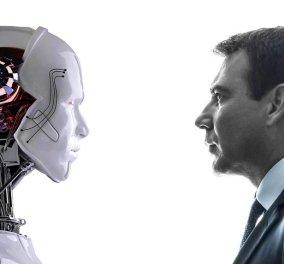 """Ευρωβαρόμετρο: Οι Έλληνες """"φοβούνται"""" τα ρομπότ & εμπιστεύονται τα sites περισσότερο από όλους στην ΕΕ - Κυρίως Φωτογραφία - Gallery - Video"""
