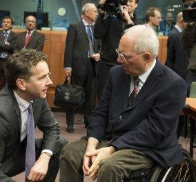 Σόιμπλε από G7: «Συζητήσαμε για την Ελλάδα, αναμένω ότι θα υπάρξει λύση» - Κυρίως Φωτογραφία - Gallery - Video