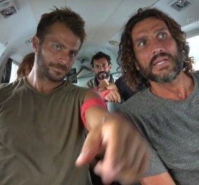 Survivor: Οι Διάσημοι πήγαν στην συναυλία του Στινγκ και το απόλαυσαν - Κυρίως Φωτογραφία - Gallery - Video
