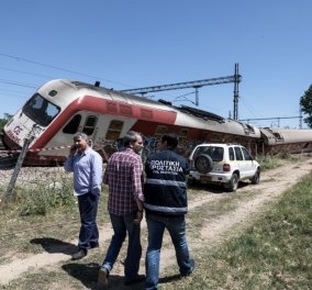 Εκτροχιασμός τρένου στον Άδενδρο: Τα 3 σενάρια που εξετάζει η επιτροπή για το δυστύχημα - Κυρίως Φωτογραφία - Gallery - Video