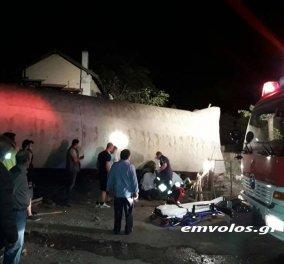 Εκτροχιασμός τρένου έξω από τη Θεσσαλονίκη: Πληροφορίες για δύο νεκρούς- Βίντεο - Κυρίως Φωτογραφία - Gallery - Video