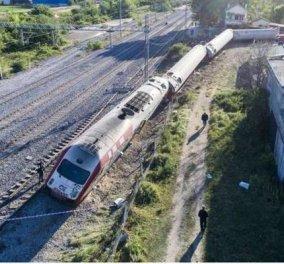 Σοκάρει μαρτυρία επιβάτη από την τραγωδία στον Άδενδρο - Τι συνέβη λίγο πριν εκτροχιαστεί το τρένο - Κυρίως Φωτογραφία - Gallery - Video