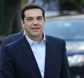 """Τηλεφώνημα Τσίπρα στον Μακρόν: """"Η Γαλλία επιθυμεί την ελάφρυνση του ελληνικού χρέους"""" - Κυρίως Φωτογραφία - Gallery - Video"""