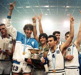 Good news- Συνάντηση κορυφής: Παναγιώτης Γιαννάκης & Παναγιώτης Φασούλας -30 χρόνια θρίαμβος Eurobasket - Κυρίως Φωτογραφία - Gallery - Video