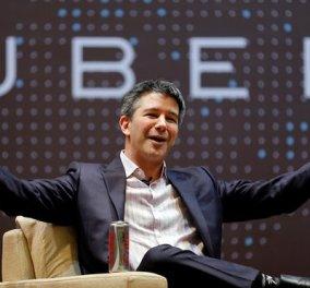 Παραιτήθηκε ο συνιδρυτής της Uber για σεξουαλική παρενόχληση - Χάος στην εταιρεία & παραιτήσεις βροχή - Κυρίως Φωτογραφία - Gallery - Video