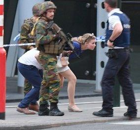 Βίντεο ντοκουμέντο απο την έκρηξη στις Βρυξέλλες: Θα τίναζε στον αέρα τον σιδηροδρομικό σταθμό- Νεκρός ο δράστης; - Κυρίως Φωτογραφία - Gallery - Video