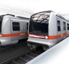 Δείτε την πρώτη γραμμή τρένου στο Πεκίνο χωρίς οδηγούς - Κυρίως Φωτογραφία - Gallery - Video