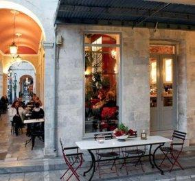 "Made In Greece το μεταμοντέρνο ""Ελληνικό Καφενείο"" στην καρδιά της Ερμούπολης - Δείτε εικόνες & απολαύστε μενού - Κυρίως Φωτογραφία - Gallery - Video"