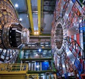Good news: Τα σωματίδια στο CERN θα «φτιάχνουν» μουσική για πιάνο! - Κυρίως Φωτογραφία - Gallery - Video