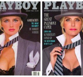 Playmates φωτογραφίζονται έπειτα από 30 χρόνια από το πρώτο τους εξώφυλλο - Δείτε το πριν και το μετά (Φωτό) - Κυρίως Φωτογραφία - Gallery - Video