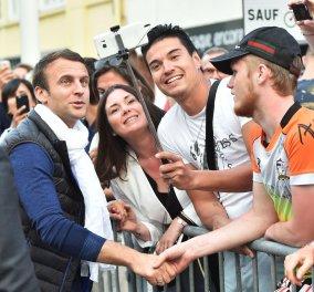 Άνοιξαν οι κάλπες στην Γαλλία: Ο πρώτος γύρος των βουλευτικών εκλογών μετά τον θρίαμβο του Μακρόν στις Προεδρικές  - Κυρίως Φωτογραφία - Gallery - Video