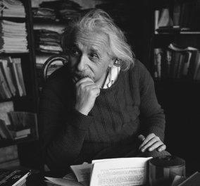 Για φανατικούς συλλέκτες: Οχτώ γράμματα του Αϊνστάιν για τον Θεό πουλήθηκαν σε δημοπρασία για.. Χιλιάδες δολάρια  - Κυρίως Φωτογραφία - Gallery - Video