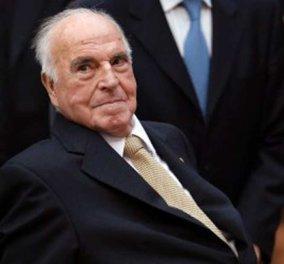 Έφυγε από τη ζωή σε ηλικία 87 ετών ο πρώην καγκελάριος της Γερμανίας Χέλμουτ Κολ - Κυρίως Φωτογραφία - Gallery - Video