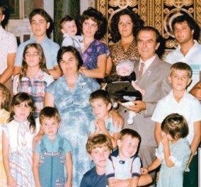 Έφυγε στα 89 του ο Σταύρος Ζουγανέλης, ο υπερπολύτεκνος με τα 19 παιδιά & τα 50 εγγόνια - Κυρίως Φωτογραφία - Gallery - Video