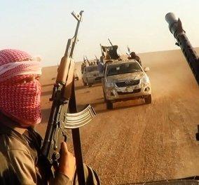 Νεκρός ο αρχηγός του ISIS σε αεροπορική επιδρομή υποστηρίζει το Ρωσικό υπουργείο Άμυνας - Κυρίως Φωτογραφία - Gallery - Video