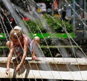 Στο «κόκκινο» ο υδράργυρος: Ο Δήμος Αθηναίων ανακοίνωσε το έκτακτο πρόγραμμα για την προστασία ευπαθών ομάδων - Κυρίως Φωτογραφία - Gallery - Video