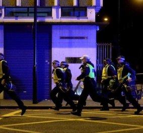 30 συνταρακτικές φωτογραφίες από το τρομοκρατικό χτύπημα στο Λονδίνο - Κυρίως Φωτογραφία - Gallery - Video