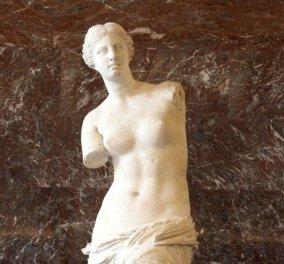 Bring Venus back! H Μήλος ζητάει την επιστροφή της Αφροδίτης της - Η καμπάνια ξεκίνησε - Κυρίως Φωτογραφία - Gallery - Video