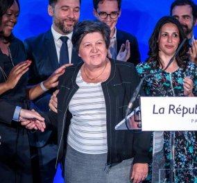 Κατρίν Μπαρμπαρού: Μια συνταξιούχος με μεγάλη καριέρα στον δημόσιο & ιδιωτικό τομέα - Διορίστηκε προσωρινή πρόεδρος του κόμματος En Marche  - Κυρίως Φωτογραφία - Gallery - Video