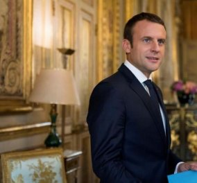 Γαλλία - Η μεγάλη ανατροπή: Διασπάστηκε η δεξιά και πήγε με το Μακρόν - 38 βουλευτές μαζί του - Κυρίως Φωτογραφία - Gallery - Video