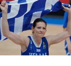 "H απόλυτη Ελληνίδα Τοp Woman Εβίνα Μάλτση: ""Να πεθάνω στο γήπεδο με το εθνόσημο στο στήθος""- Όλη η συνέντευξη - Κυρίως Φωτογραφία - Gallery - Video"