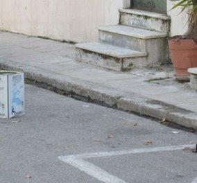 Νέος κώδικας οδικής κυκλοφορίας δεν αστειεύεται: Πολύ τσουχτερό πρόστιμο για όποιον κλείνει θέσεις πάρκινγκ - Κυρίως Φωτογραφία - Gallery - Video