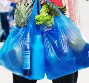 Good news: Επιτέλους τέλος οι δωρεάν πλαστικές σακούλες - Θα τις πληρώνουμε στο σούπερ μάρκετ μήπως και τις μειώσουμε - Κυρίως Φωτογραφία - Gallery - Video