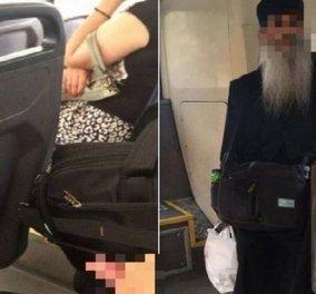 Συνελήφθη ο ρασοφόρος - δήθεν μοναχός που παρενοχλούσε γυναίκες & τον ξεμπρόστιασε θαραλλέα φοιτήτρια - Κυρίως Φωτογραφία - Gallery - Video