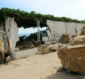Βίντεο- Ντοκουμέντο: Κάμερα καφετέριας καταγράφει την ώρα του σεισμού στην Μυτιλήνη - Κυρίως Φωτογραφία - Gallery - Video