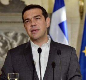 """Τσίπρας για συμφωνία στο Eurogroup: """"Μνημόνια τέλος τον Αύγουστο του 2018"""" - Κυρίως Φωτογραφία - Gallery - Video"""