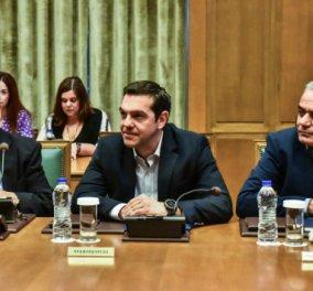 """Τσίπρας στο Υπουργικό Συμβούλιο: """"Αν δεν πάρουμε λύση στο Eurogroup, θα φτάσουμε στην Σύνοδο Κορυφής"""" - Κυρίως Φωτογραφία - Gallery - Video"""