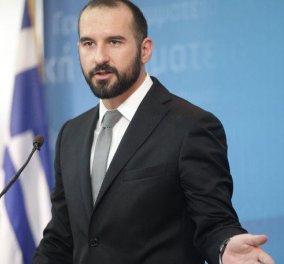 Δημήτρης Τζανακόπουλος: Αποκλείεται να προχωρήσουμε σε επιστράτευση των απεργών - Κυρίως Φωτογραφία - Gallery - Video
