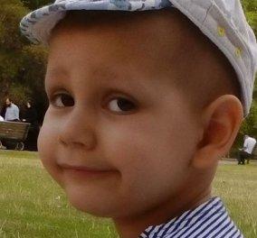 """""""Χέρι βοηθείας"""" για να βγει νικητής ο μικρός Βαγγέλης που παλεύει με τον καρκίνο  - Κυρίως Φωτογραφία - Gallery - Video"""