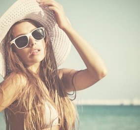 Οδηγίες για την προστασία των ματιών το καλοκαίρι- Τι λένε οι ειδικοί - Κυρίως Φωτογραφία - Gallery - Video